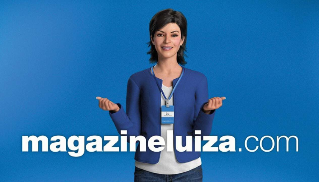 e-commerce Magazine Luiza