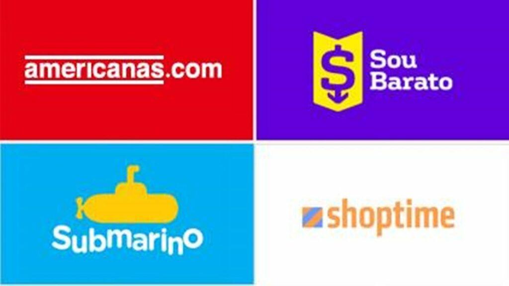 e-commerces B2W
