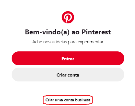 vender no pinterest