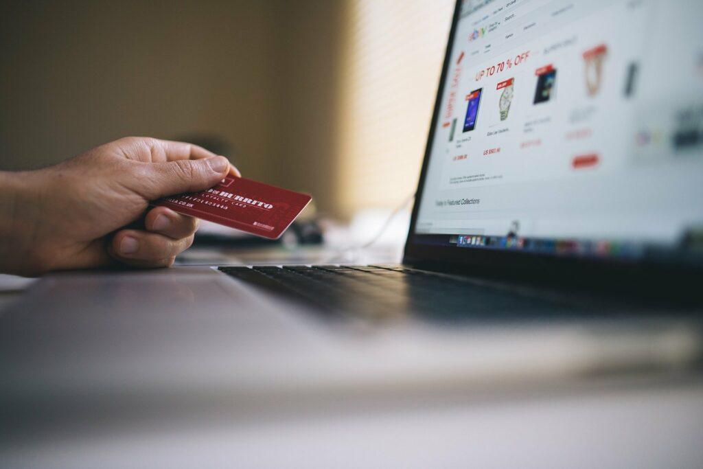 pagamento loja virtual