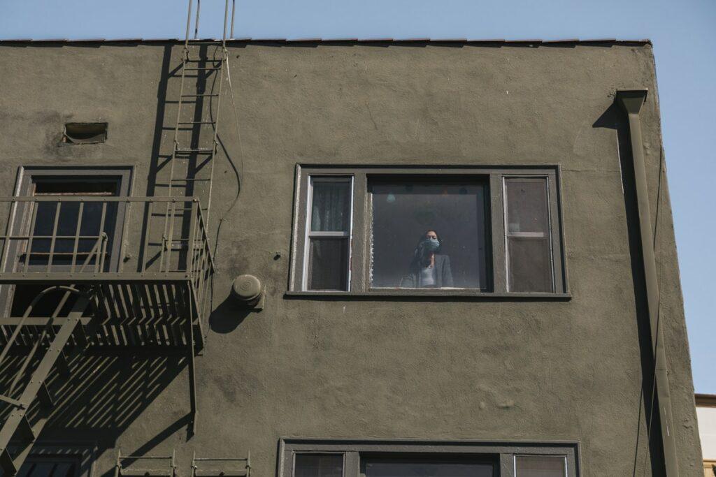 lockdown e isolamento social