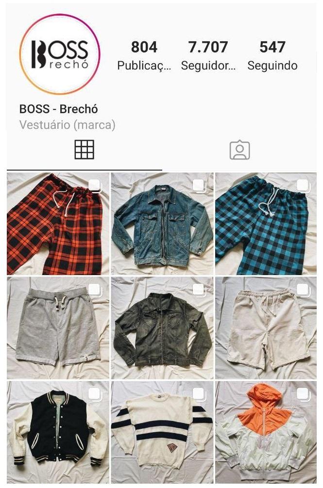 Boss Brechó