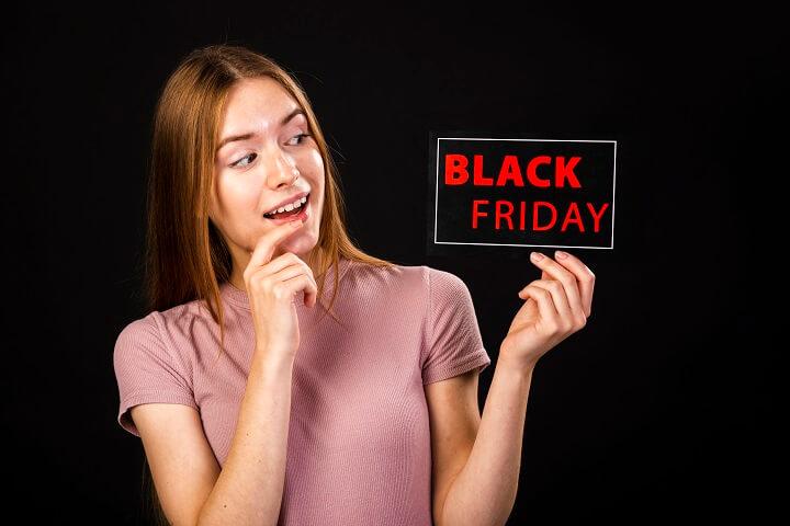 Deixe o site e a rede social das sua loja virtual customizados com temas da Black Friday 2021
